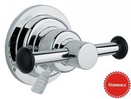 Крючок двойной - Аксессуары для ванной комнаты